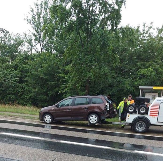 Accident Nieuwrode