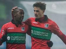 Braken enige lichtpuntje bij NEC tegen Almere City