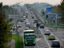 Advies Rijnbrug Rhenen: twee keer twee rijstroken