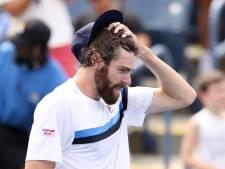 Dure 'grap' op US Open: 'Tienduizend dollar voor een roze tas, kom op'