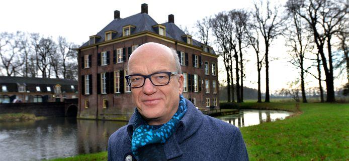 Harry de Vries in 2017.