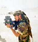 """Kaweh: ,,Dit was een dag met schieten met verschillende wapens met het Korps Commando Troepen."""""""