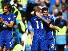 Chelsea, sans Lukaku, cartonne, Tielemans et Leicester assurent