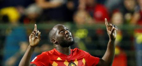 Ook Lukaku lijkt af te haken bij door blessures geteisterd Belgen