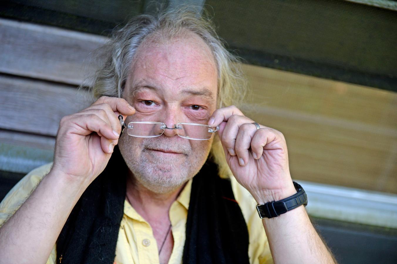 Columnist Theo Krabbe.