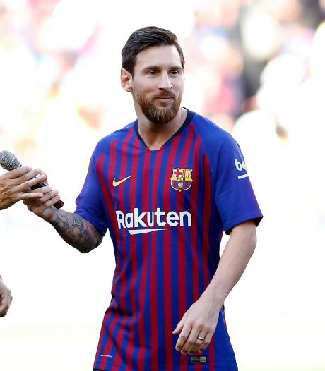 Valverde fluit Messi terug: 'Alle competities even belangrijk'