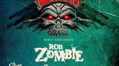 De Sint brengt nieuwe namen voor Graspop: Rob Zombie en Stone Temple Pilots