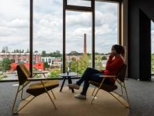 Een strandje, een kroeg, flexibele ruimtes: dit Amersfoortse kantoor doet al jaren aan 'modern' werken