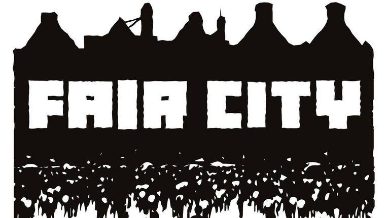 Fair City probeert de aandacht te verschuiven naar de zorgen van Amsterdammers. Beeld Fair City