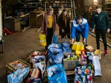 Toch luxe kerstdiner voor arme gezinnen voedselbank Zutphen dankzij gulle gevers: 'Hartverwarmend'