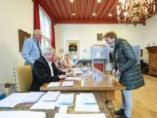 Moerdijk heeft de bezetting van de stembureaus zowat rond
