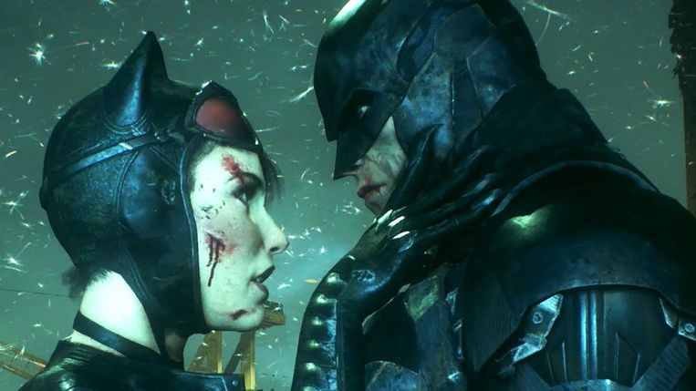 Batman Beeld Humo