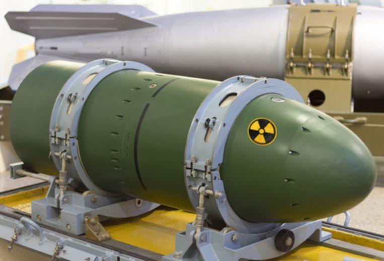 Kernwapens. Beeld Shutterstock