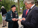 Een ontmoeting met burgemeester John Berends.