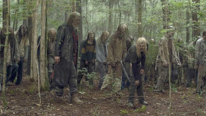 The Walking Dead seizoen 10 is nu te zien op Netflix.