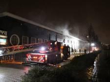 Opluchting dat muziekstudio dB's gespaard is door brand in voormalig CAB-gebouw in Utrecht