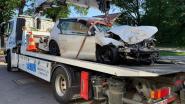 Duits koppel op terugweg van Tomorrowland crasht op E314 in Maasmechelen