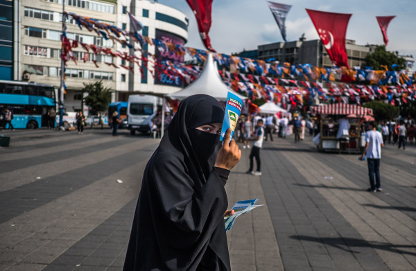 Zo trokken de Turkse kiezers naar de stembus