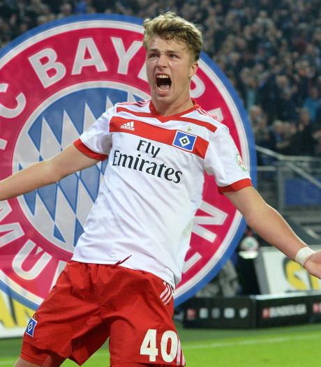 HSV-talent Arp op termijn naar Bayern