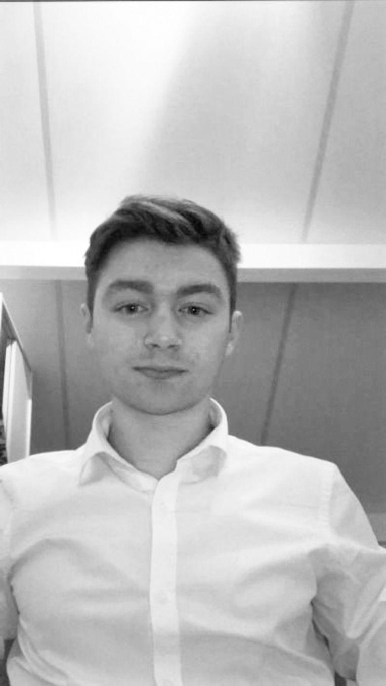 Roderick Schippers is student bedrijfskunde aan de Vrije Universiteit Amsterdam. Beeld