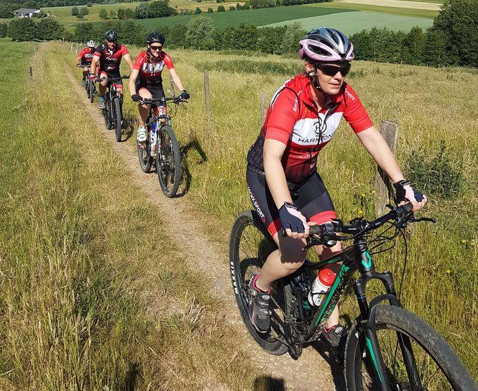 Afspraak voor alle mountainbikeliefhebbers op 25 september in Ronse.