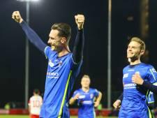 TOP Oss heeft genoeg aan één goal om te winnen van Jong FC Utrecht