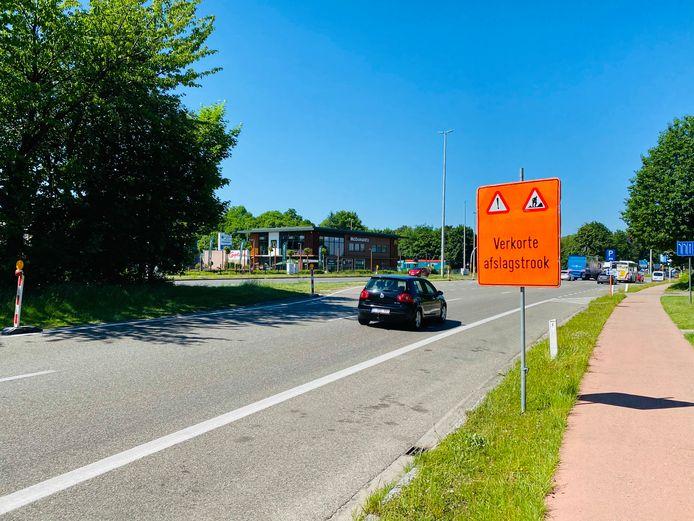Het kruispunt van de Ring met de Steenweg op Zevendonk en Graatakker is het derde gevaarlijkste kruispunt van Vlaanderen