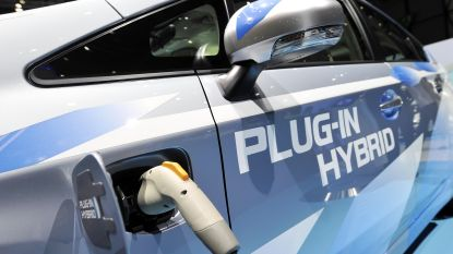Verkoop plug-inhybrides en elektrische voertuigen verdubbeld in eerste kwartaal in Europa