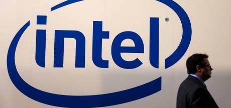 Omzet Intel stagneert ondanks chiptekort