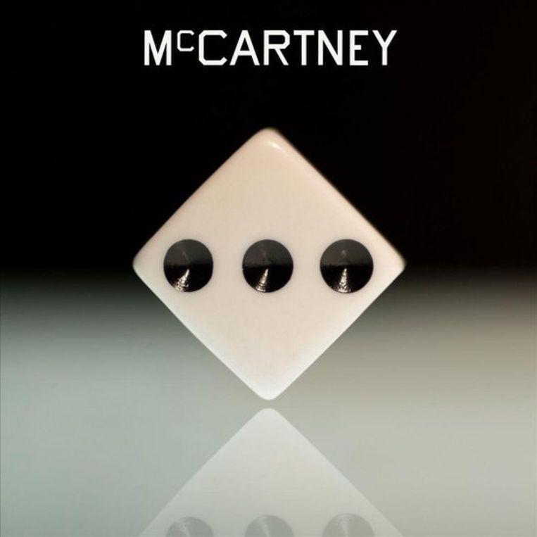 Paul McCartney III Beeld