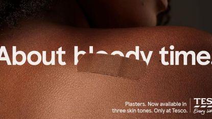 Engelse supermarktketen brengt pleisters in verschillende huidskleuren op de markt