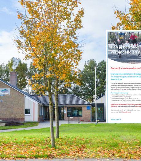 Kinderen van basisschool in Tollebeek helpen bij zoektocht nieuwe directeur: 'Moet serieus én grappig zijn'
