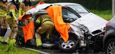 Verkeerslichten werkten niet bij ernstig ongeval op kruising in Tilburg