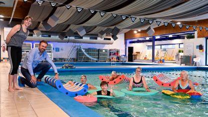 Nieuw materiaal voor relaxerend zwemmen voor kankerpatiënten dankzij schenking Hartelijk Opstal