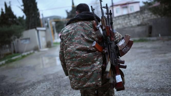 """""""Vluchtelingen kunnen in 2022 terugkeren naar Nagorno-Karabach"""""""