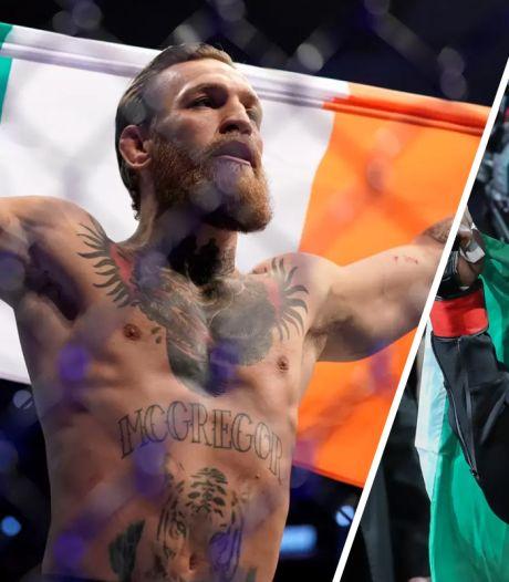 UFC-ster Conor McGregor hekelt kampioen Usman om kopieergedrag én wil klappen uitdelen