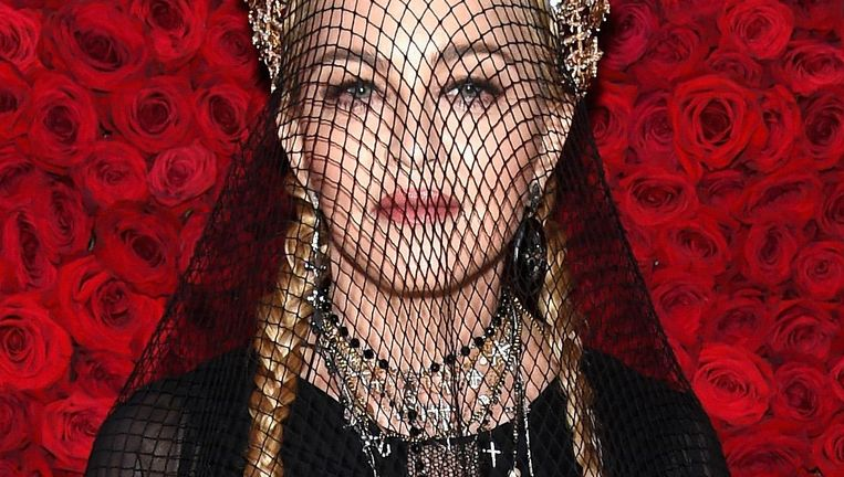 Madonna, 2018 Beeld Getty Images