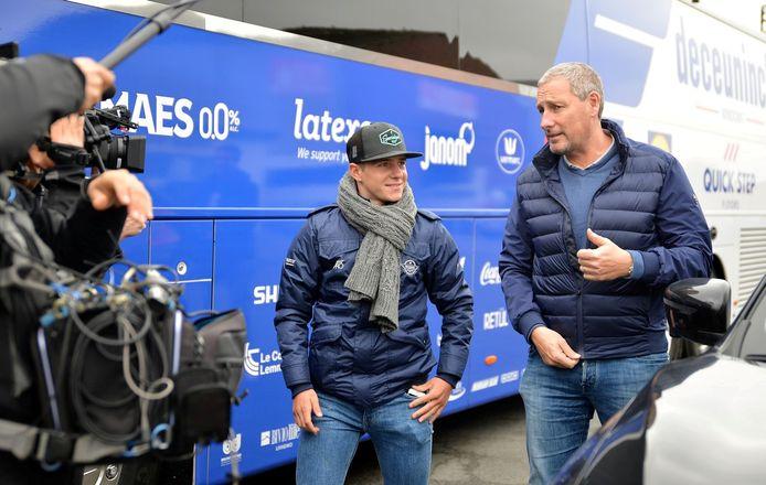 Twee jaar geleden waren Remco Evenepoel en Gert Verhulst de blikvangers van het Herfstcriterium in Oostrozebeke, dat pas in 2022 voor het eerst weer op de kalender komt.