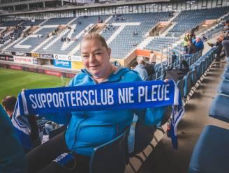 """Nie pleue-ondervoorzitster Marleen Van Renterghem (46) terug in Ghelamco Arena na coronacoma: """"Een overwinning in een kolkend stadion, dat wil ik terug meemaken"""""""