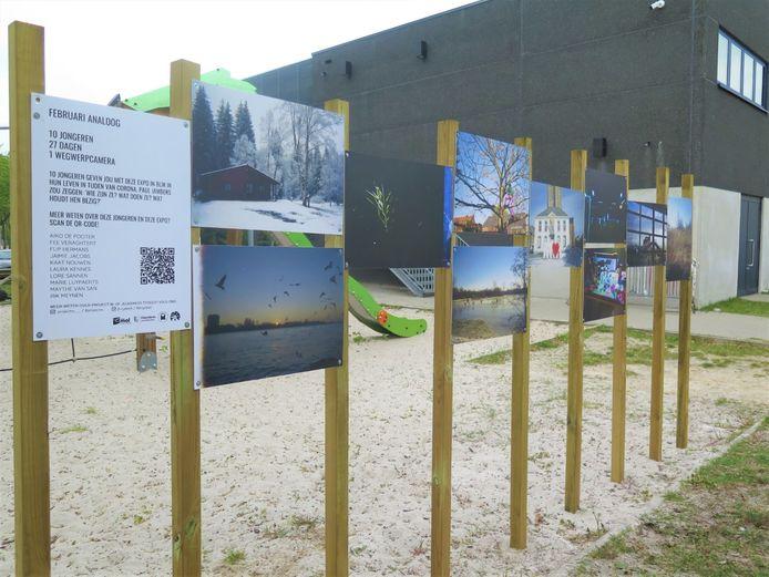 De foto-expo is nog de hele maand te bezichtigen.