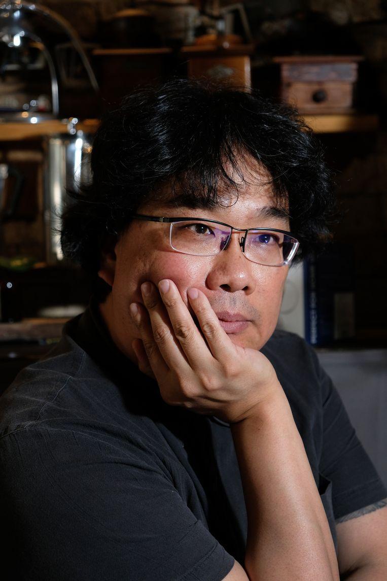Regisseur Bong Joon-ho Beeld Sangsuk Sylvia Kang