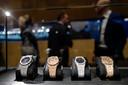 Merken als Rolex, Patek Philippe en Audemars Piguet (foto) hebben een grote aantrekkingskracht op criminelen.