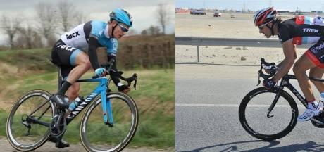 Lars Oreel uit Goes fietste in ruim 5 minuten over de Zeelandbrug: 'Ik kon bijna de auto's bijhouden'
