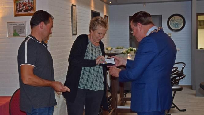 Welsumer John Veldkamp ontvangt koninklijke onderscheiding