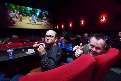 Volop genieten in de bioscoop bij De Fabeltjeskrant: 'Alles is spannend'