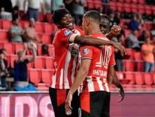 'Met deze PSV-voorhoede met vier grote talenten mag je wat meer verwachten tegen een club als FC Emmen'