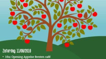 Tal van activiteiten tijdens Appelse feesten