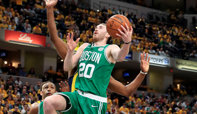 Gordon Hayward.