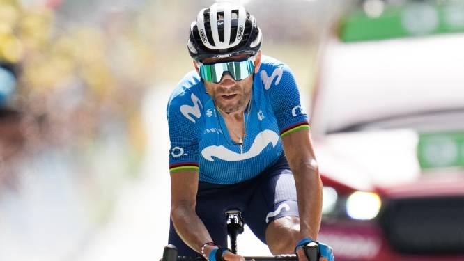 KOERS KORT. Valverde maakt in Italië rentree na sleutelbeenbreuk