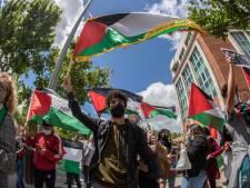 Pro-Palestina-demonstraties in Amsterdam en andere steden